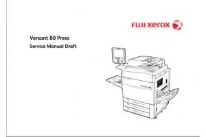 Как исправить ошибку 24-371 на Xerox Versant 80, 180, 2100, 3100