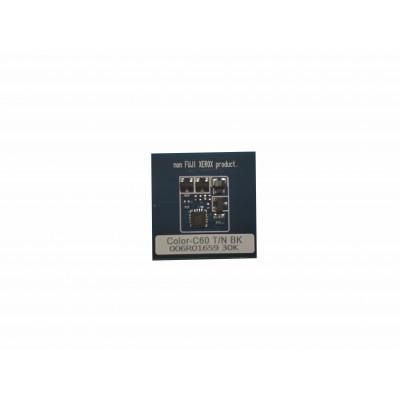 Чип чёрного картриджа Xerox Color C60,C70 Xerox Color C60,C70