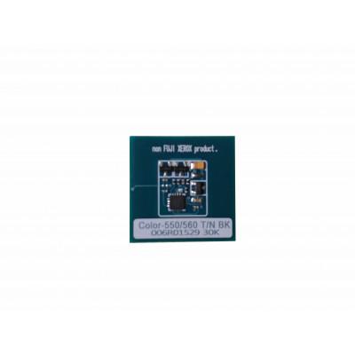 006R01529  Чип чёрного картриджа Xerox Color 550,560,570,WorkCentre 7965,7975  550TRCBD Совместимая продукция