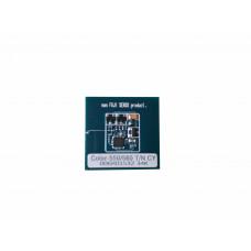 Чип голубого картриджа Xerox Color 550,560,570,WorkCentre 7965,7975