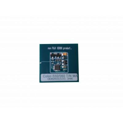 Чип пурпурного картриджа Xerox Color 550, 560, 570, WorkCentre 7965, 7975 006R01531 006R01523 006R01527 6R01523 6R1527