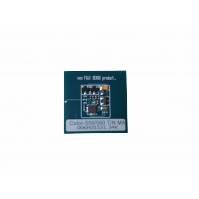 Чип пурпурного картриджа Xerox Color 550, 560, 570, WorkCentre 7965, 7975
