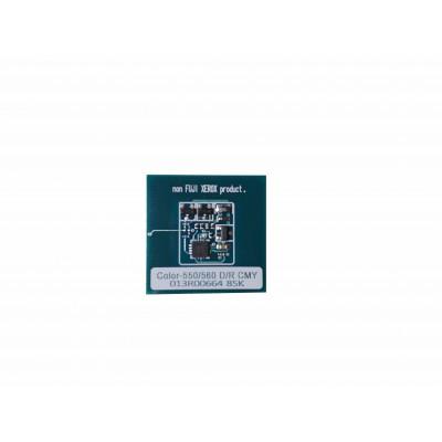 013R00664  Чип цветного ксеромодуля драм-картриджа Xerox Color 550,560,570, C60,C70, WorkCentre 7965,7975  550CNC Совместимая продукция