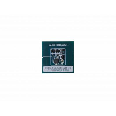 Чип чёрного ксеромодуля Xerox Color 550 560 570 C60 C70 WorkCentre 7965 7975 совместимый