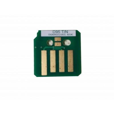 Чип тонер-картриджа Xerox D95,D110,D125,D136 Xerox D95,D110,D125,D136