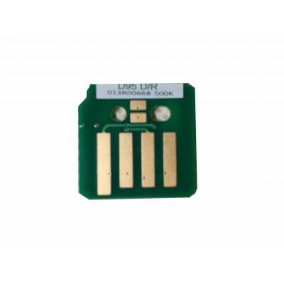 Чип копи-картриджа драм-юнита Xerox D95,D110,D125,D136 Xerox D95,D110,D125,D136