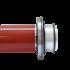 Тефлоновый нагревательный вал фьюзера печки в сборе Xerox Docucolor 240, 242, 250 ,252, 260, Color 550, 560, 570, C60, C70, C75, J75, DCP 700, 700i, 770, PrimeLink C9065, C9070