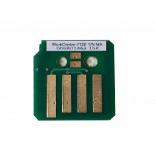 Чип малинового картриджа Xerox WorkCentre 7120,7125,7220,7225