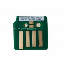 Чип жёлтого копи-картриджа Xerox WorkCentre 7120,7125,7220,7225