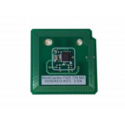 006R01393 006R01401 006R01397  Чип пурпурного картриджа Xerox WorkCentre 7425,7428,7435  7425TRCM Совместимая продукция